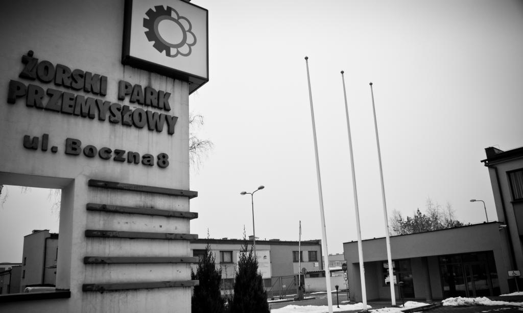 Żorski Park Przemysłowy